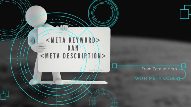 Meta Keyword dan Meta Description