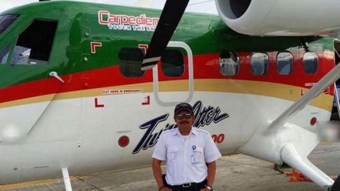 Ini Ujang Suhendar dan Pesawat yang Lenyap di Rimba Papua
