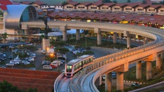 Bandara Internasional Soekarno - Hatta