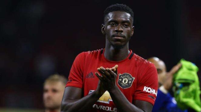 Pemain belakang Manchester United, Axel Tuanzebe