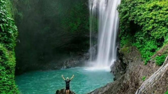 Air Terjun Padang Sidempuan
