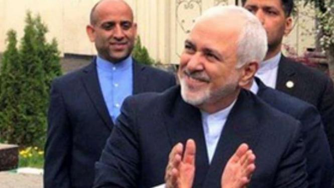 Menteri Luar Negeri Iran, Mohammad Javad Zarif