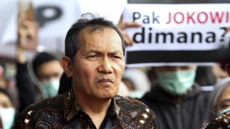 Komisioner KPK Saut Situmorang
