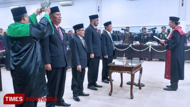 Terlama, Politisi PKB Ini Jabat Ketua DPRD Selama 16 Tahun