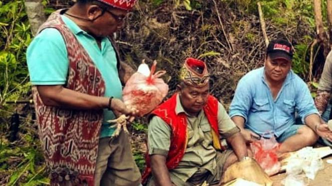 Masih Ada Ritual Berdarah di Pulau Calon Ibu Kota Baru