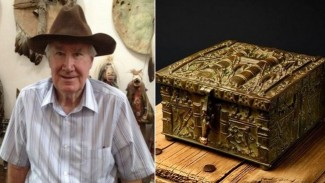 Forrest Fenn dan harta karun misteriusnya