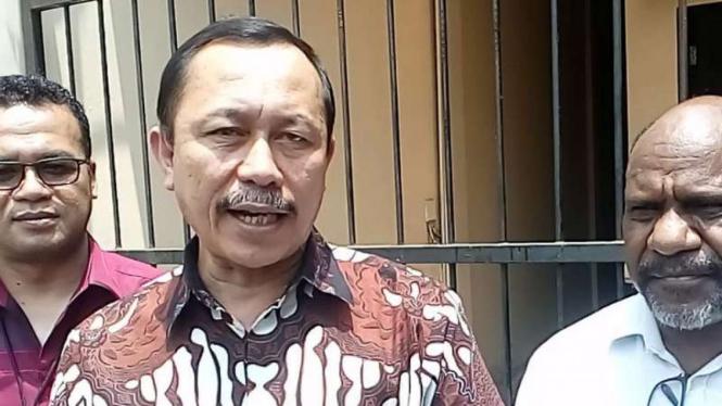 Ketua Komnas HAM, Ahmad Taufan Damanik
