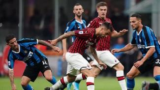 Pertandingan AC Milan vs Inter Milan