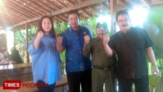 Paguyuban Mitra Produksi Sigaret Indonesia (MPSI) akan melakukan aksi demonstrasi menolak kenaikan cukai rokok. (FOTO: Dwijo Suyono/TIMES Indonesia)