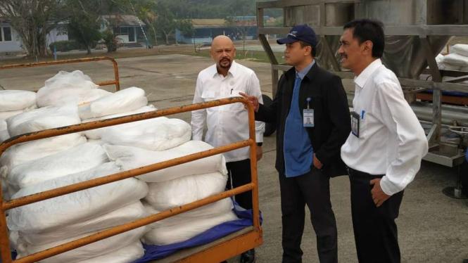Persiapan operasi Teknologi Modifikasi Cuaca untuk wilayah Jambi