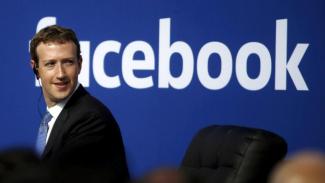 Diminta Senator Buat Jual WhatsApp dan Instagram, Jawaban Bos Facebook Tegas!. (FOTO: Reuters/Stephen Lam)