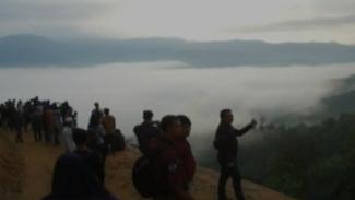 Negeri di Atas Awan Lebak Banten