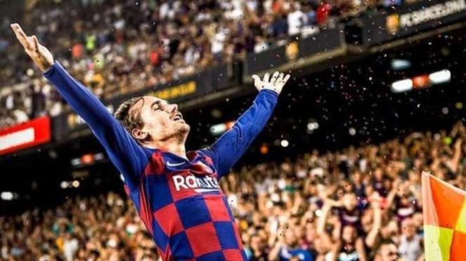 Megabintang Barcelona, Antoine Griezmann