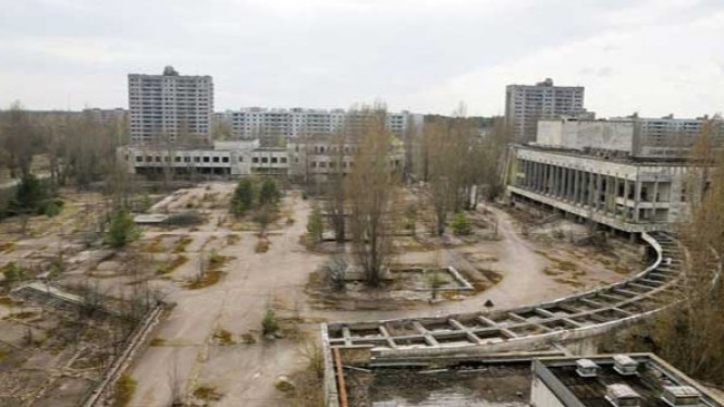 Chernobyl. Ukraina