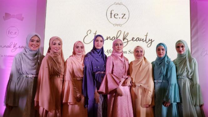 Fenita Arie luncurkan brand busana fe.z
