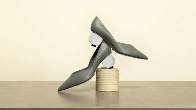 sculptural heels abu abu