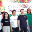 Jumpa pers Synchronize Festival