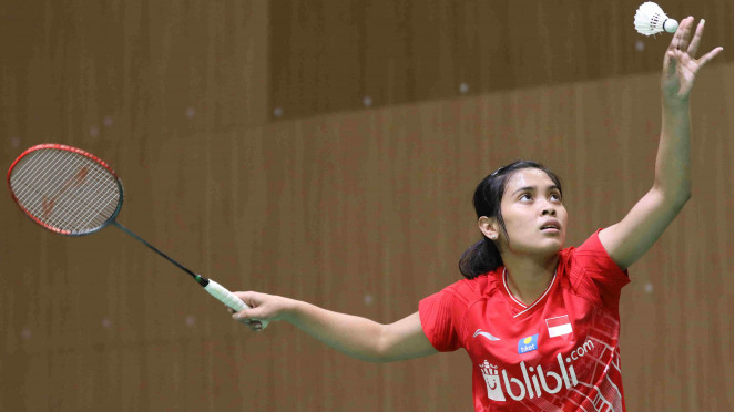 Tunggal putri Indonesia, Gregoria Mariska Tunjung