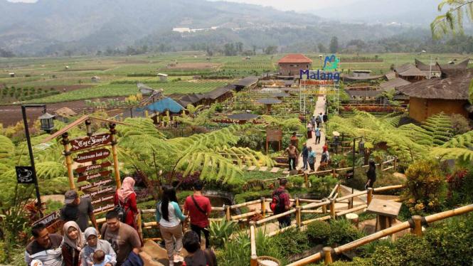 Menikmati Desa Wisata Pujon Kidul