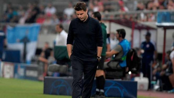 Mantan manajer Tottenham Hotspur, Mauricio Pochettino.
