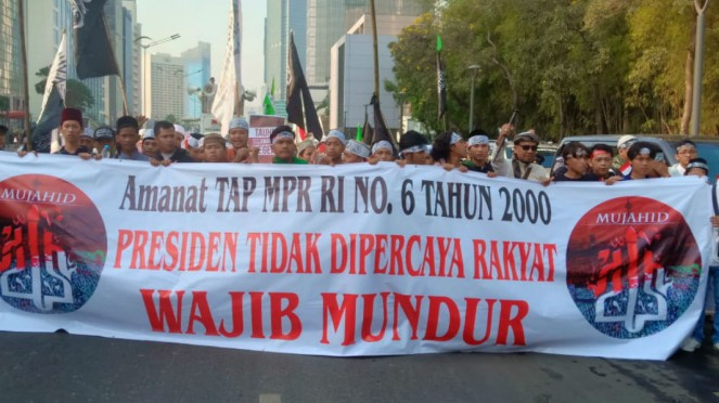 Aksi Mujahid 212