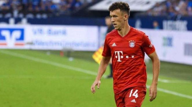 Winger Bayern Munich, Ivan Perisic