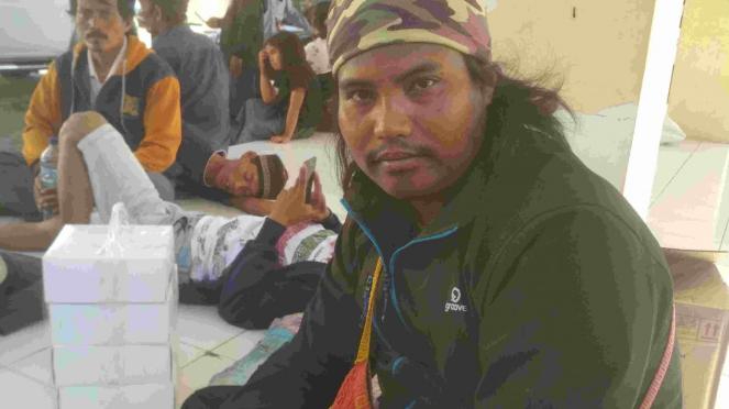 Qaim, warga Madura yang selamat dari amukan massa di Papua