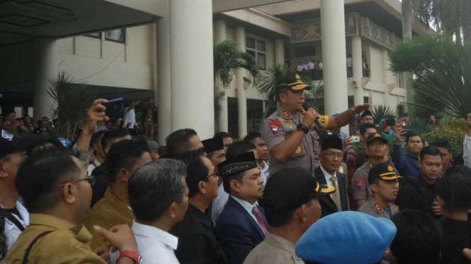 Kepala Kepolisian Daerah Kalimantan Barat Irjen Polisi Didi Haryono