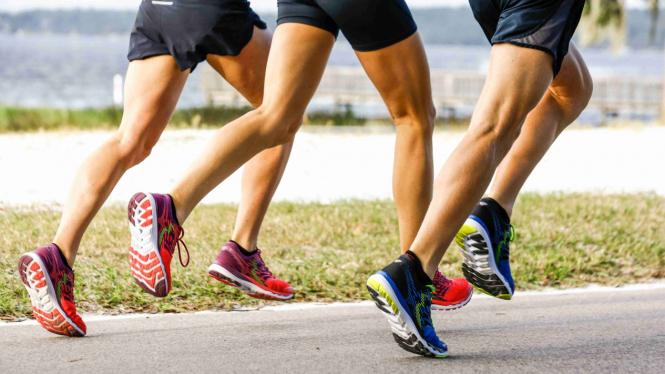 361 Degrees jadi sponsor pakaian resmi Jakarta Marathon 2019.