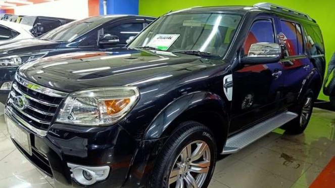 Ford Everest menjadi pilihan baru di segmen SUV bekas