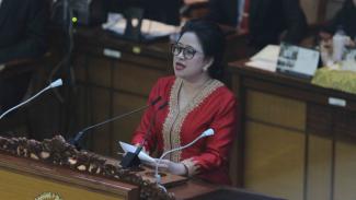 Puan Maharani Terpilih Menjadi Ketua DPR RI Periode 2019-2024