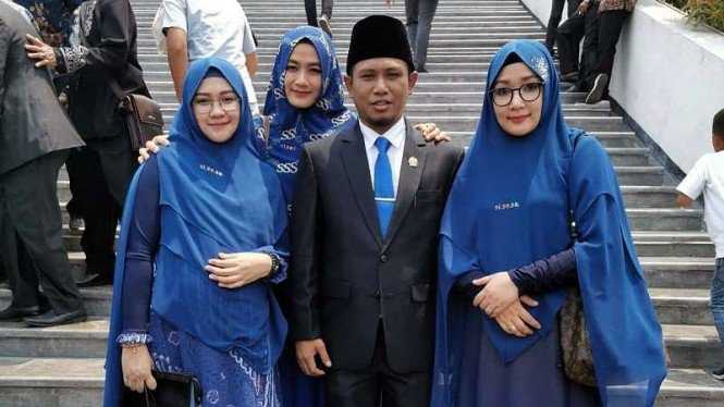 Anggota DPR Lora Fadil
