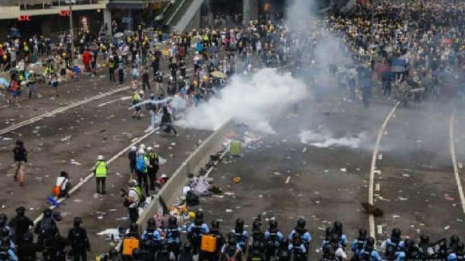 Aksi Unjuk Rasa Bikin Pemerintah Blokir Internet dan Media Sosial