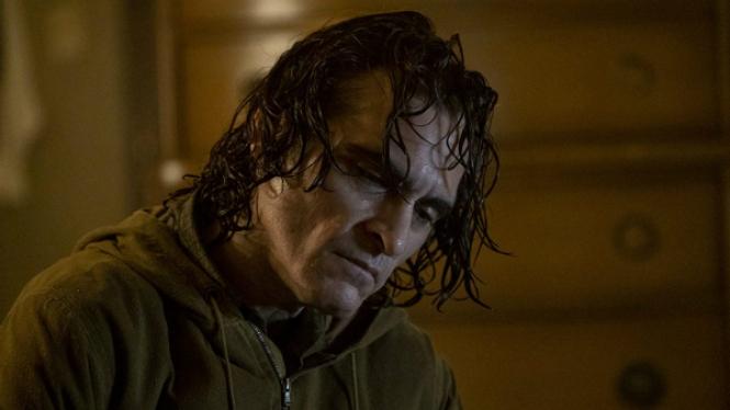 Joaquinn Phoenix di film Joker