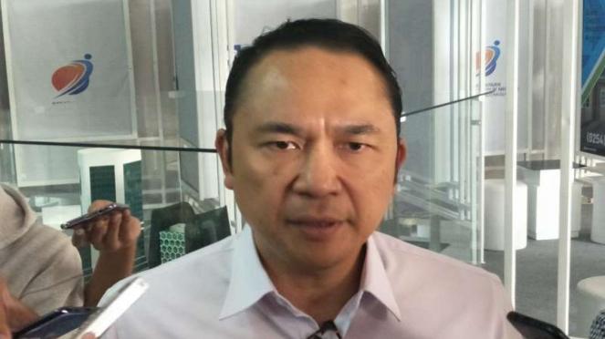 Direktur Utama Garuda Indonesia, I Gusti Ngurah Askhara atau Ari Askhara.