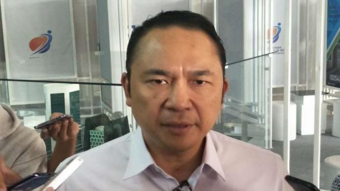 Mantan Direktur Utama Garuda Indonesia, I Gusti Ngurah Askhara atau Ari Askhara.