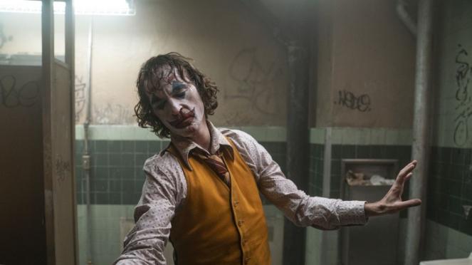 Film Joker dibintangi oleh Joaquin Phoenix