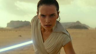Tokoh Rey dalam Star Wars.