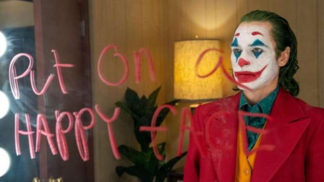 Joaquin Phoenix di film Joker