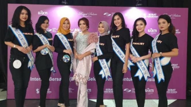Miss Internet Indoesia 2019