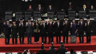 Anggota MPR Periode 2019-2024.