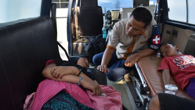 Kondisi Miris Ribuan Pengungsi Rusuh Wamena