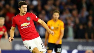 Pemain belakang Manchester United, Harry Maguire