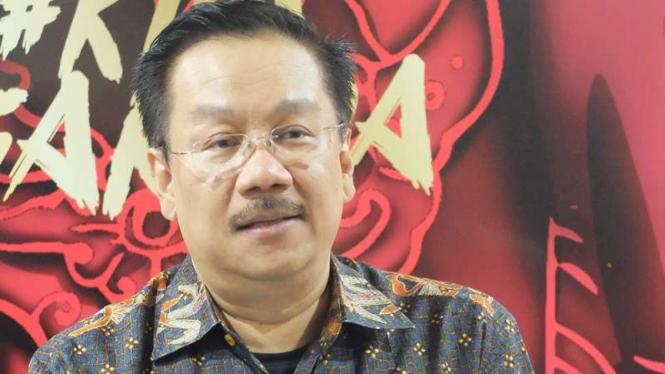 Ketua Komite Pemilihan PSSI, Syarif Bastaman