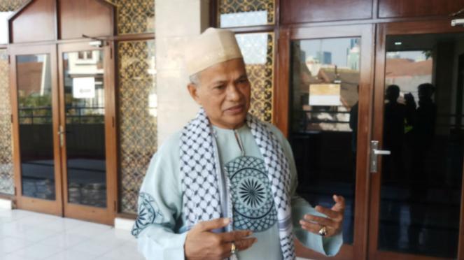 Anggota DKM Al-Falaah, Iskandar cerita soal Ninoy