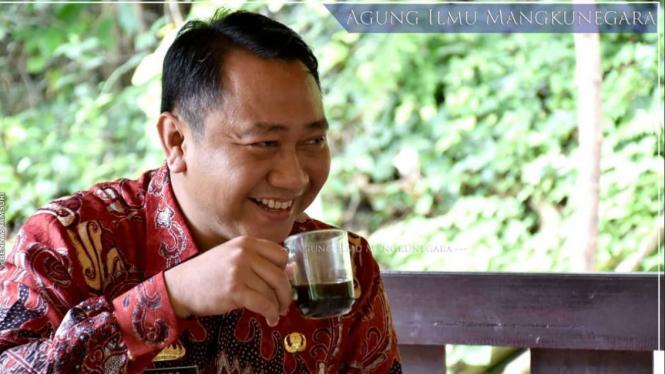 Bupati Lampung Utara, Agung Ilmu Mangkunegara
