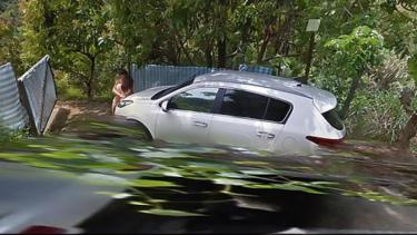 Sejoli bugil terabadikan kamera Google Maps