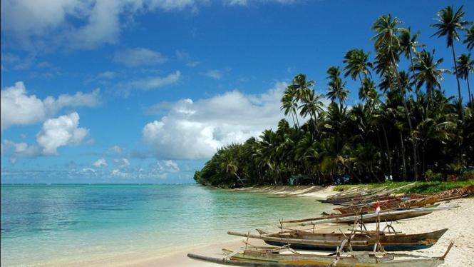 Pulau Misterius