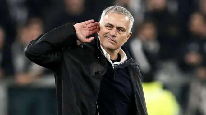 Jose Mourinho saat masih menjadi manajer Manchester United