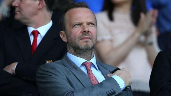 Wakil Ketua Eksekutif Manchester United, Ed Woodward